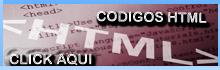 CODIGOS HTML PARA TU WEB