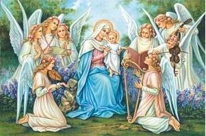 Merry Christmas, Joyeux Noël, Kaj Siab Yes Xus Yug... Marie-enfant-jesus8-4bc6c7