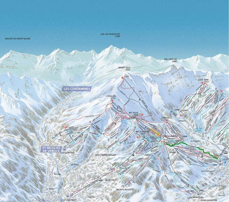 Les Mandarines / Megève Mont d'Arbois Mandarines-39eec2