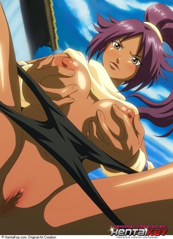 Pack de imagenes hentai de Bleach
