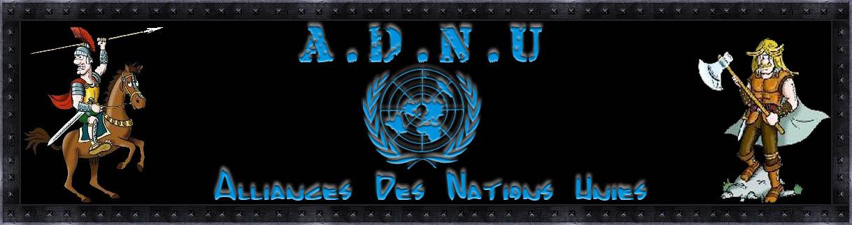 Bienvenue sur le forum des A.D.N.U Index du Forum
