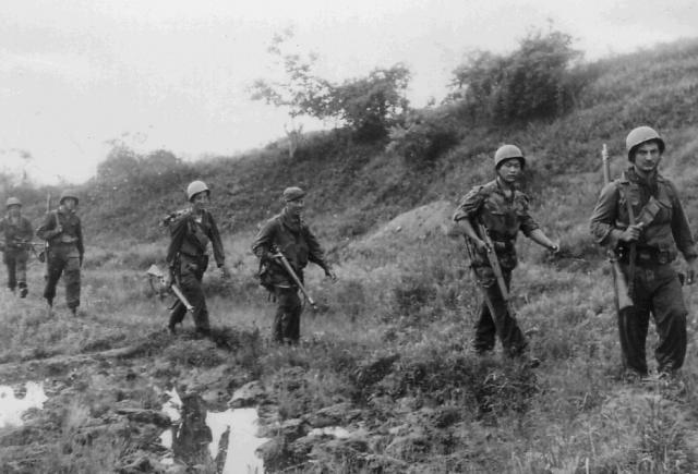 Les Belges en patrouilles 173-1318788
