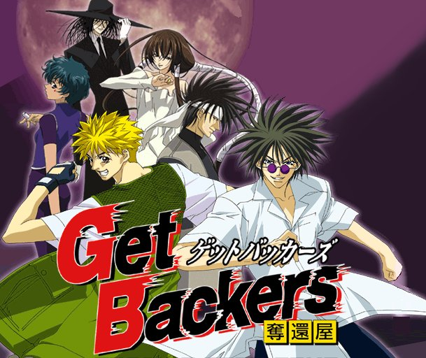 get backers mangas vf