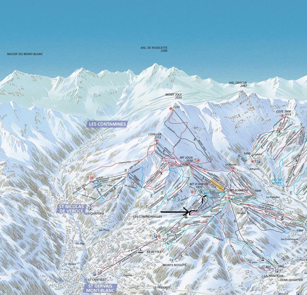 Michel Dujon / Saint Gervais Mont Blanc Michel-dujon-50d69d