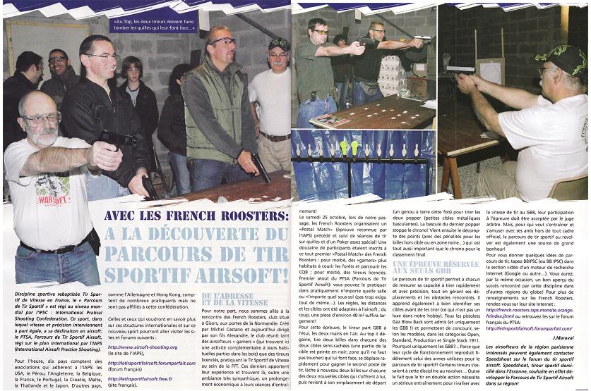 Une Partie de tir sportif dans Warsoft mag Frenchrooster-16619be