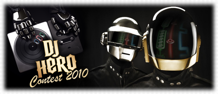 Contest DJ Hero Index du Forum